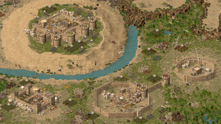 Stronghold crusader free download full game