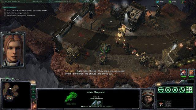 Starcraft ii: heart of the swarm game mod starcraft: mass recall v.