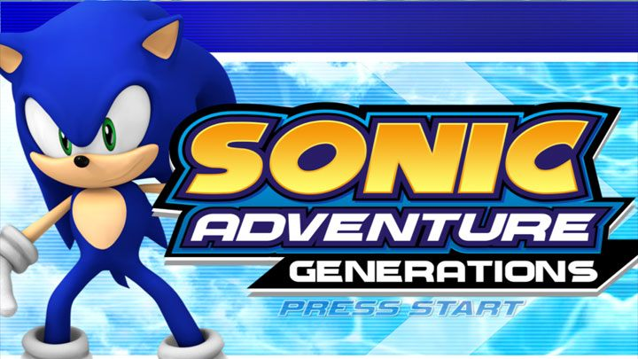 Sonic Adventure DX GAME MOD Sonic Adventure Generations DX