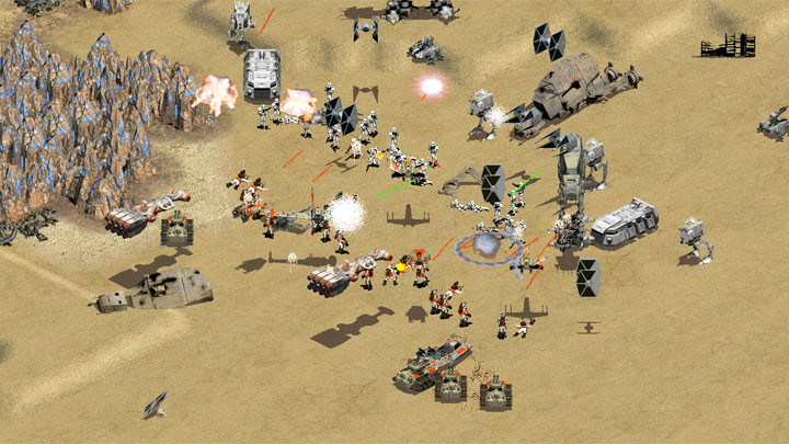free download star wars galactic battlegrounds full game