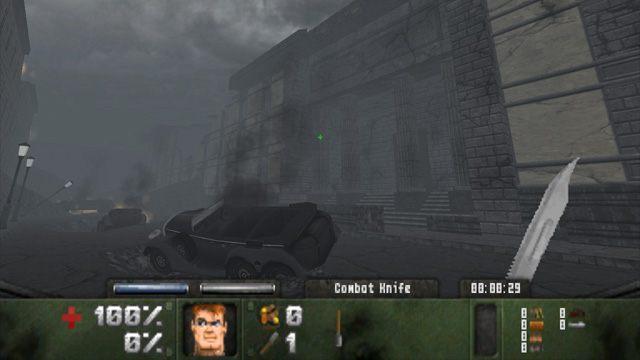 Doom II: Hell on Earth GAME MOD Wolfenstein: Blade of Agony v 2 0