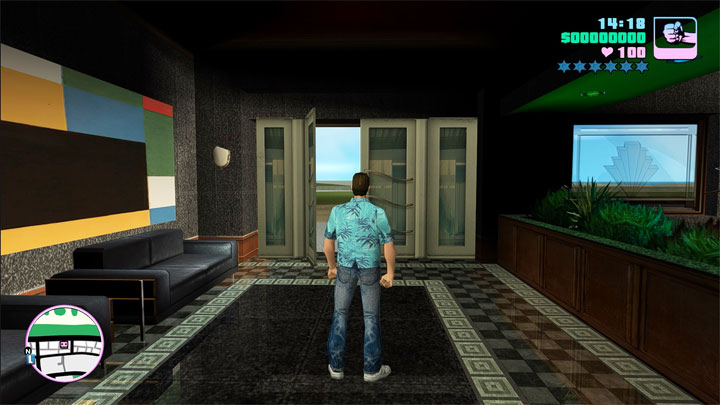 Grand Theft Auto: Vice City mod HD Textures Collection For GTA Vice City v.1.1