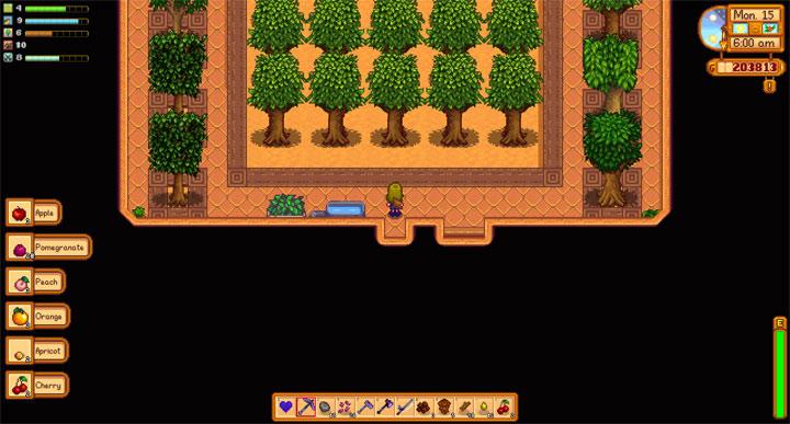 Stardew Valley Game Mod Fruit Tree Shaker V 0 1 0 Download Gamepressure Com
