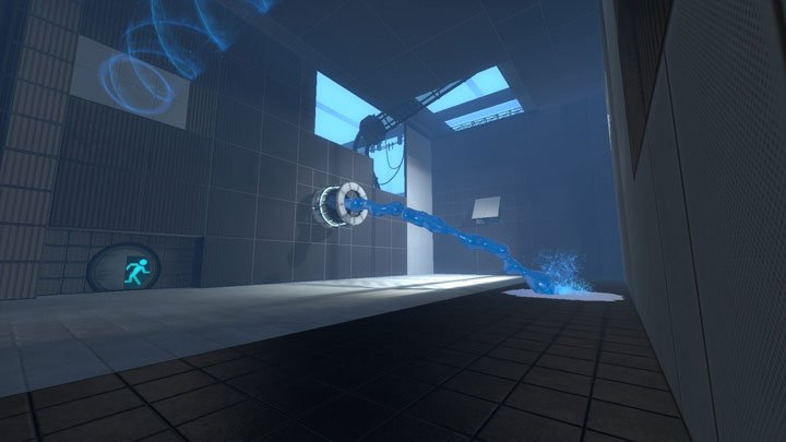 Portal 2 mod Portal 2 E3 Recreation: Repulsion gel v.26052020.