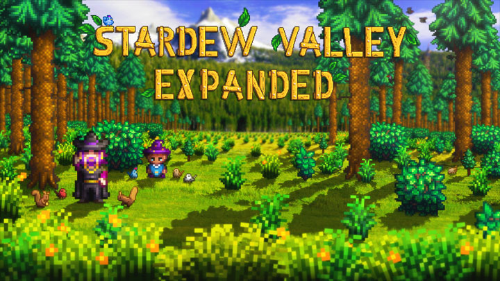 Stardew Valley mod Stardew Valley Expanded v.1.1.0.8