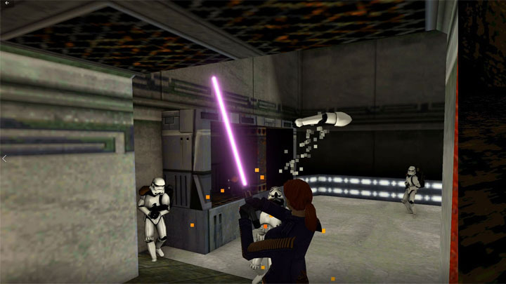 Star Wars Jedi Knight: Mysteries of the Sith mod Jedi Knight: Mysteries of the Sith Remastered v.1.0