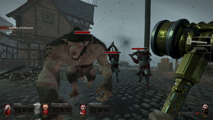 warhammer the end times vermintide pc trainer