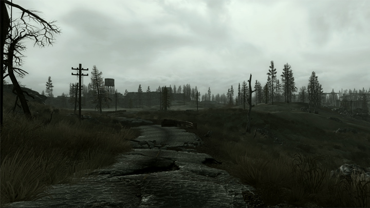 Fallout 3 GAME MOD Fallout 3 S T A L K E R - MISERY Reshade v 1 0