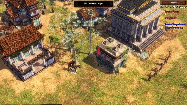Age of Empires III: The Asian Dynasties - Age of Empires III: Struggle of  Indonesia v.1.0 - Game mod - Download