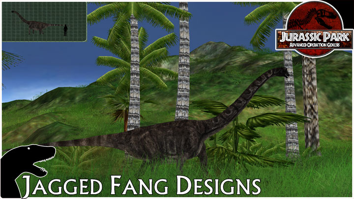 Jurassic Park: Operation Genesis mod Jurassic Park: Advanced Operation Genesis v.9122016