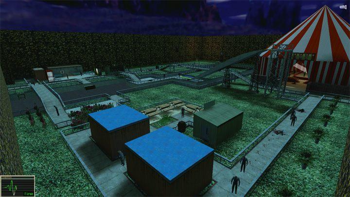 Half-Life GAME MOD Resident Evil Valiant v 1 1 beta