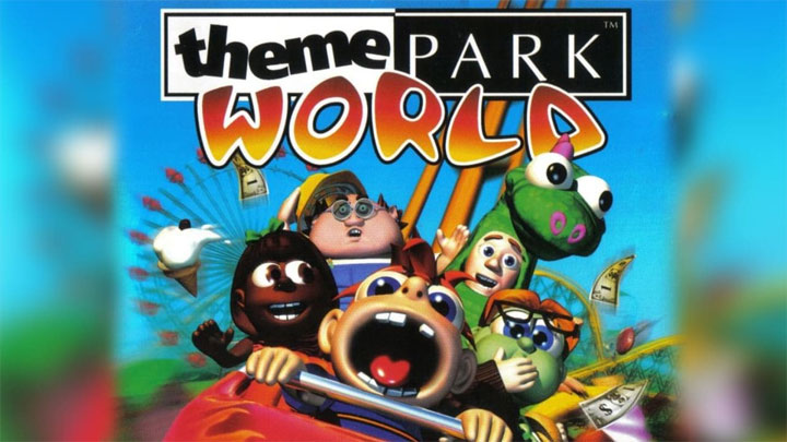 Theme Park World mod Theme Park World Font File Fix   v.1.0