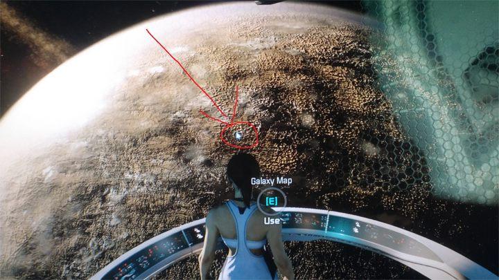 Mass Effect: Andromeda GAME MOD Cursor fix v 0 1 - download