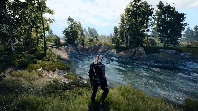 The Witcher 3: Wild Hunt GAME MOD Fantasy Graphics v 4 0 3