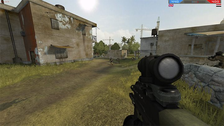 Battlefield 2 game mod urban conflict v. 1. 4 download.