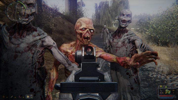 S. T. A. L. K. E. R. : call of pripyat game mod original weapons renewal.
