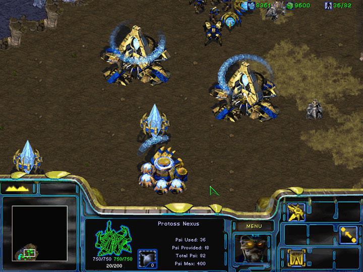 StarCraft: Brood War GAME MOD SC Revolution Mod v 2 2 3 - download