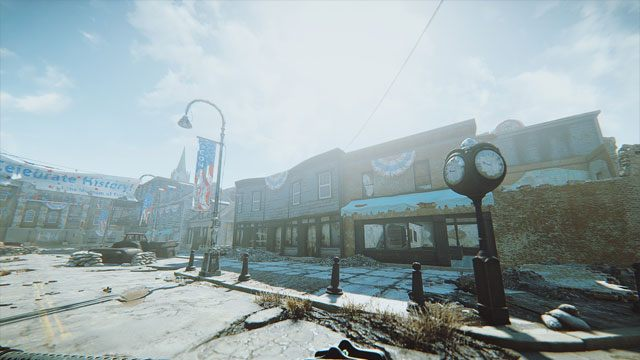 Fallout 4 GAME MOD Photorealistic Commonwealth ENB (Lite) v