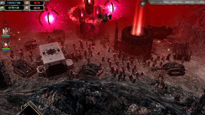 Warhammer 40,000: dawn of war soulstorm game mod ultra no limit.
