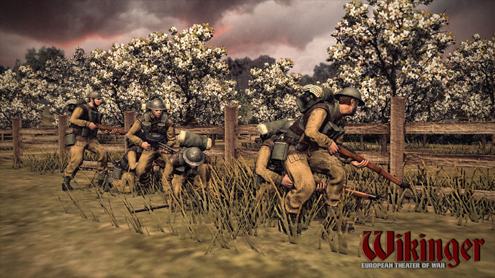 Company Of Heroes 2 Game Mod Wikinger European Theater Of War V