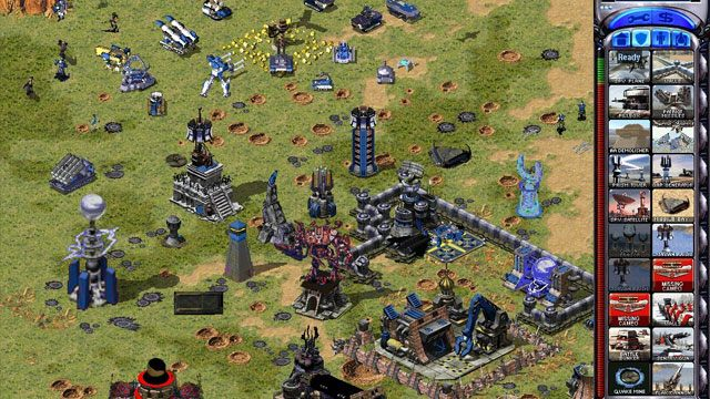Command & conquer: red alert 2 yuri's revenge game mod energy.