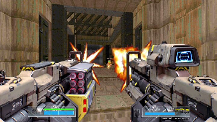 Doom II: Hell on Earth GAME MOD Lazarus Arena - download