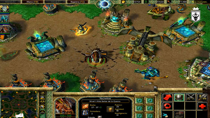 Warcraft iii the frozen throne game mod wow armagedon v3 warcraft iii the frozen throne wow armagedon v3 game mod download gumiabroncs