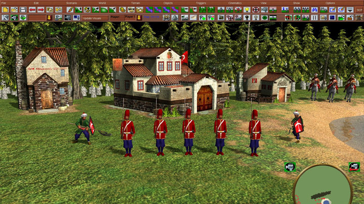 Age of Empires III: The Asian Dynasties - Age of Empires III: The Ottoman  Empire v.1.01 - Game mod - Download