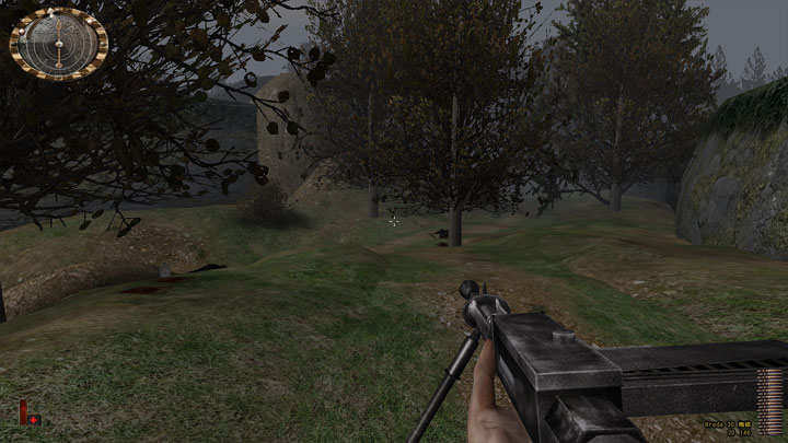 Medal of Honor: Allied Assault mod Surgical operations v.1.0