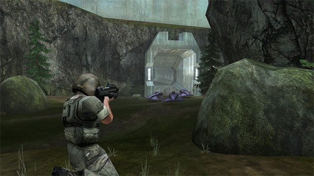 Halo: Combat Evolved GAME MOD Project Lumoria - download