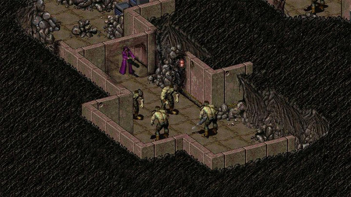 Fallout 2 GAME MOD Fallout 2: Lands of Mordor v 0 40