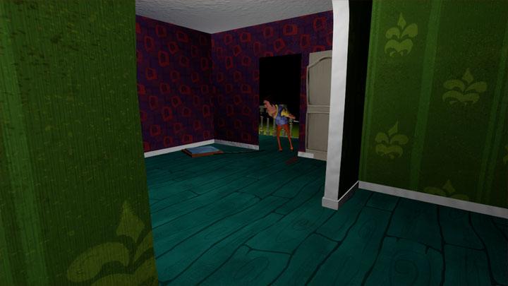 Hello Neighbor GAME MOD Inside v 1 5 - download