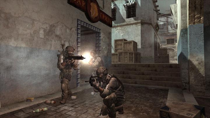 Call of Duty 4: Modern Warfare GAME MOD Final Warfare v