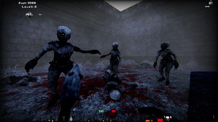 Wasteland (v1. 03) a hub based mod in progress wads & mods.