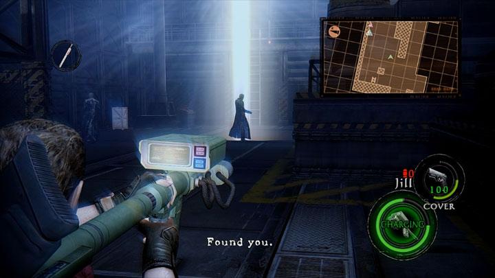 Resident Evil 5 Game Mod Resident Evil 5 Gold Edition 7 Weskers V