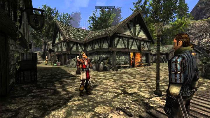 Gothic II GAME MOD Gothic II Fullscreen Fixes - download