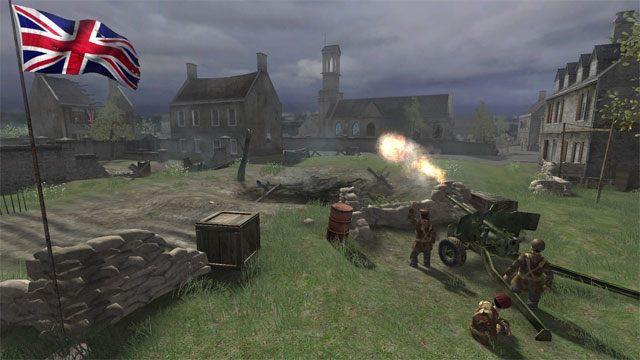 Call of duty 2 mod back2fronts