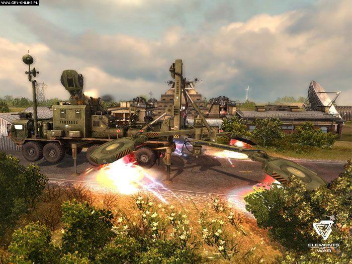 Фото Elements of War (2010/I) могут дать больше представления об игре, чем