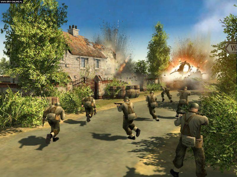 Скриншот из игры : Men of War 2 Desert Fox / В тылу врага 2: