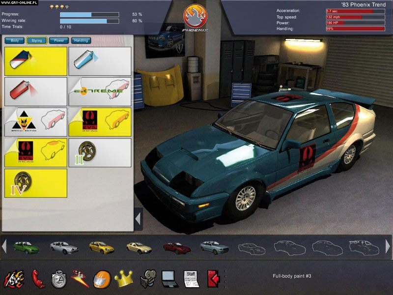 Overspeed: High Performance Street Racing w ofercie City Interactive