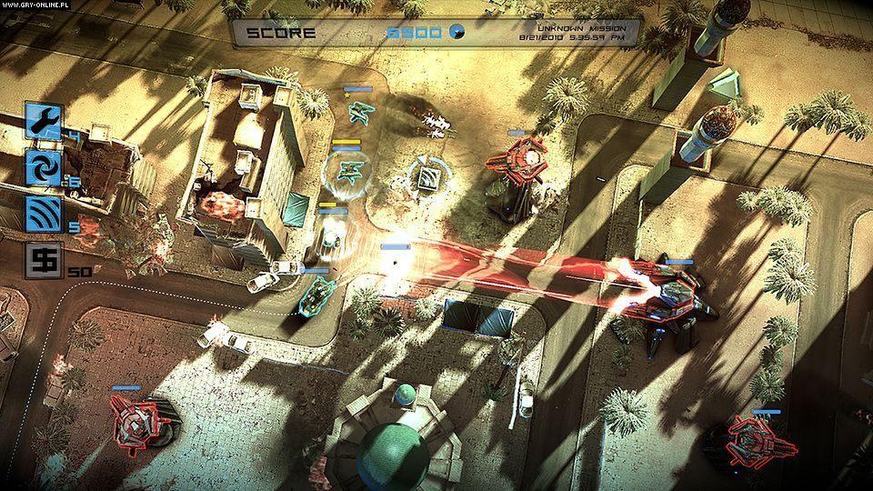 Anomaly: Warzone Earth pozwoli 2011