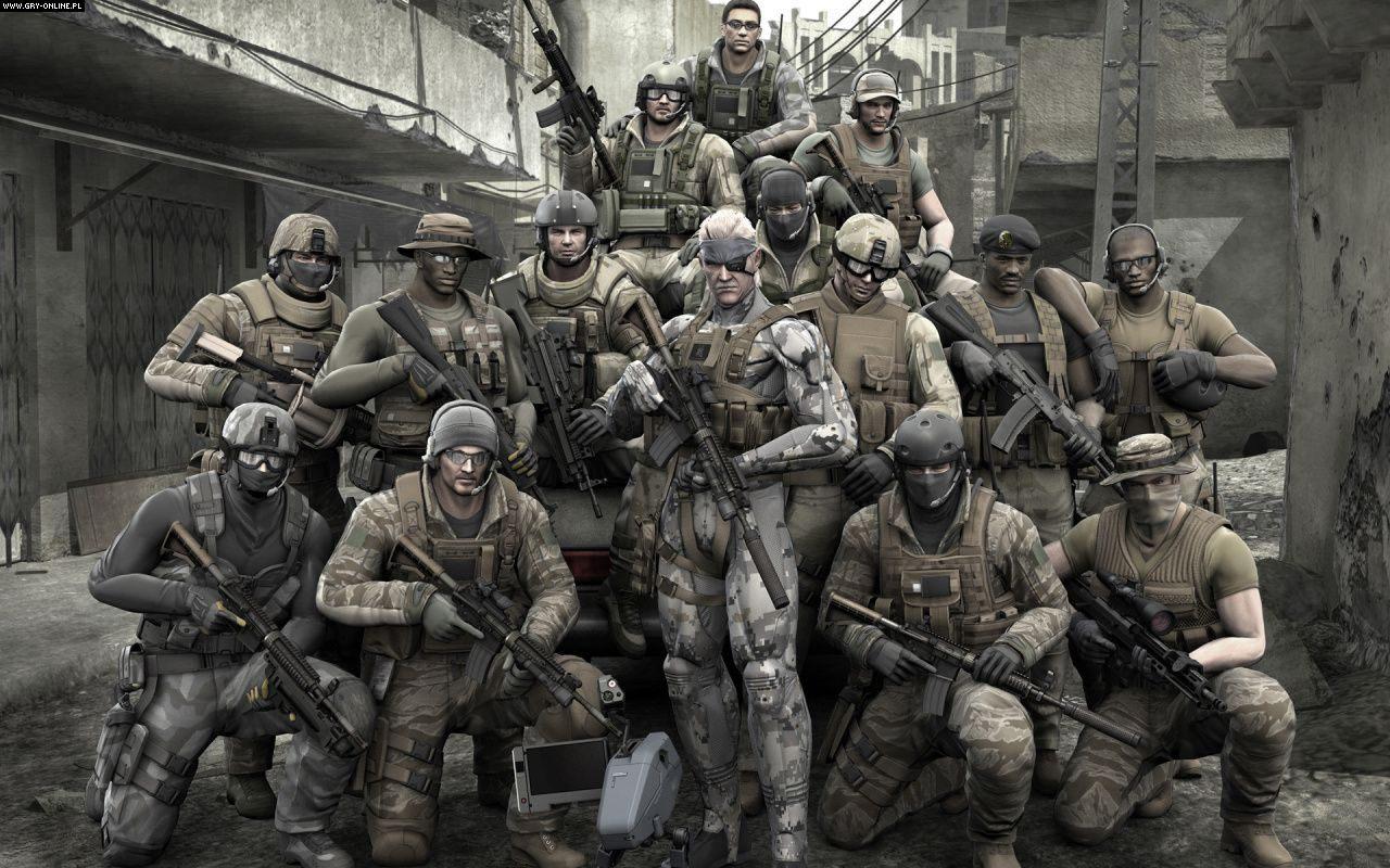 Wraz z Metal Gear Solid: The Legacy Collection, Konami oddaje ho?d
