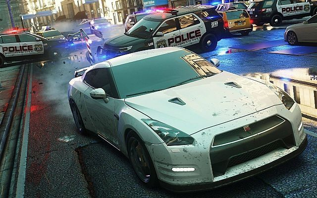 Need for Speed: Most Wanted – witamy w Polsce! - 2012-10-31