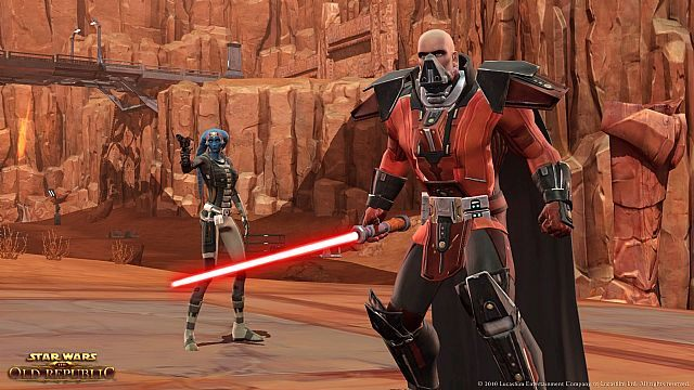 Star Wars: The Old Republic dominuje Game Developers Choice Online Awards 2012 - ilustracja #1