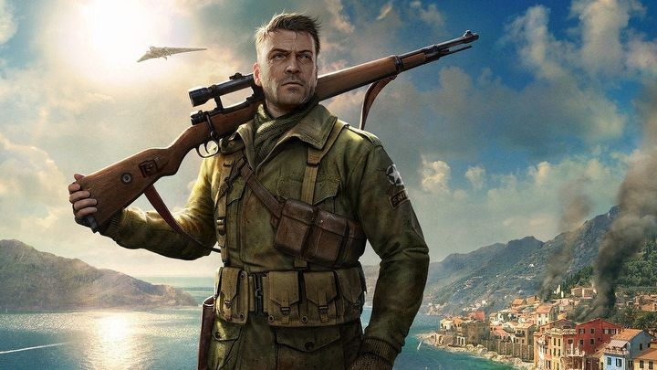 PlayStation Plus na sierpień: Sniper Elite 4 i WipEout Omega Collection - ilustracja #1