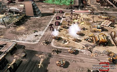 GOL na GC 2007: Command & Conquer 3: Kane's Wrath - ilustracja #1