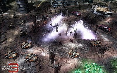 GOL na GC 2007: Command & Conquer 3: Kane's Wrath - ilustracja #2