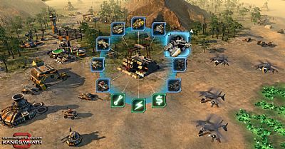 GOL na GC 2007: Command & Conquer 3: Kane's Wrath - ilustracja #3