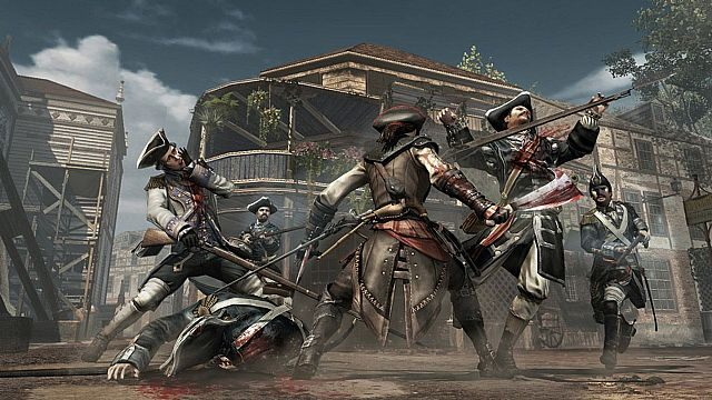 Assassin's Creed: Liberation - 2012-11-06