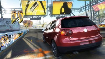 GOL na GC 2007: Need for Speed Pro Street - ilustracja #1